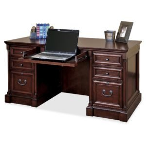 Martin Mount View Pedestal Desk