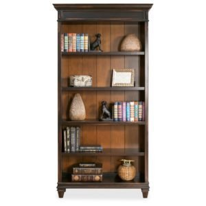 Kathy Ireland Hartford Open Bookcase