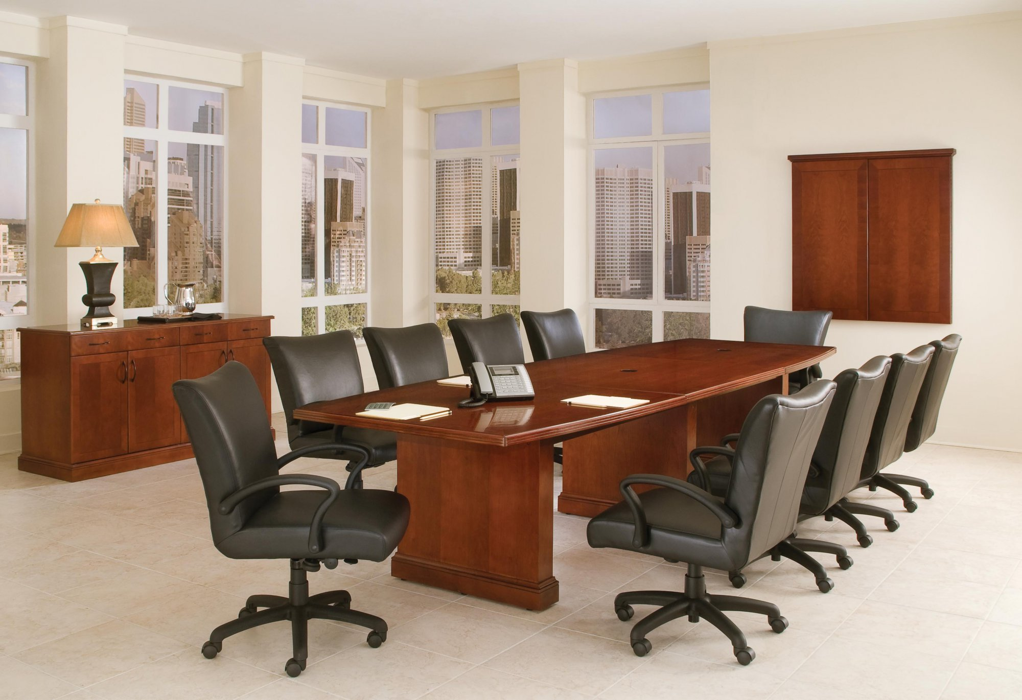 Picture of: Dmi 10 Boat Shaped Conference Table Superior Office Services
