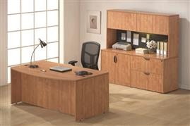 Desk and Credenza Suite – PL10