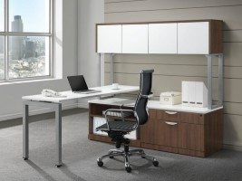 Elements L-Shape Desk – Suite PLT1
