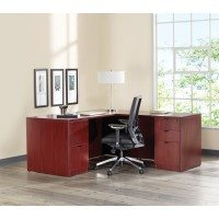 Prominence L-Shape Desk