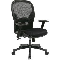 Space Mesh Back Swivel Chair