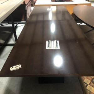 used conference table modern style