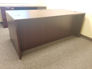 Offices to Go Desk Credenza