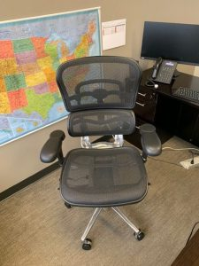 used task chair