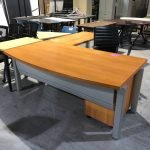 L-Shape Office Desk (used) in Nashville, TN