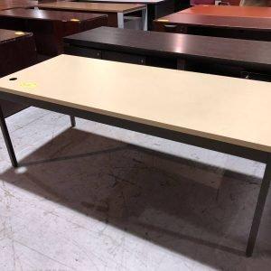 Metal Office Table (used)