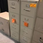 4 Drawer Vertical Office Filing Cabinet (used) in Nashville, TN