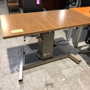 Sit-Stand Desks – Electric