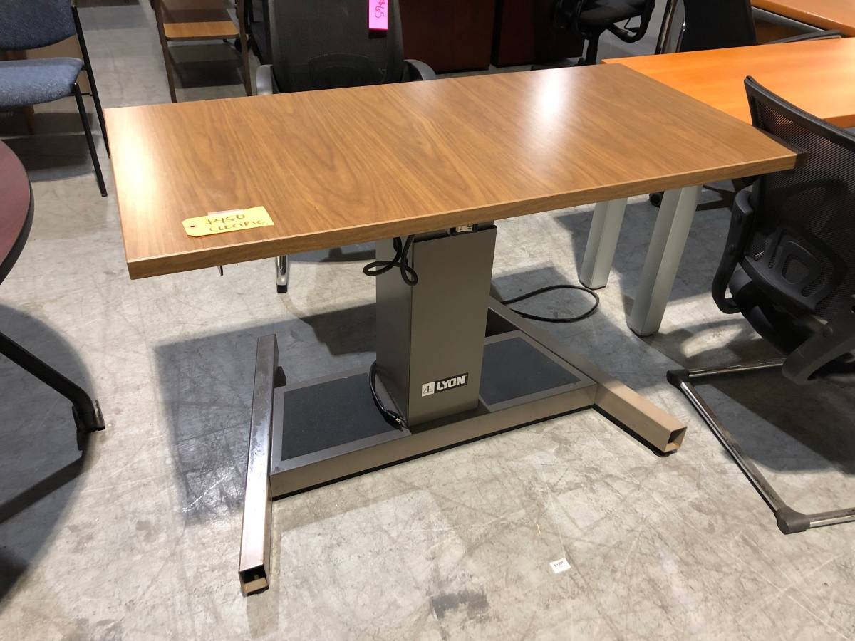 Used Office Desks and more!