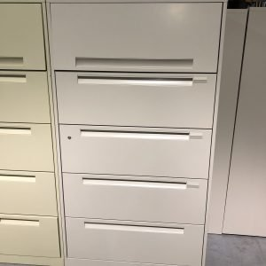 Filing Cabinet – Lateral – 5-Drawer (used)
