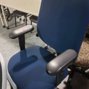 Blue Task Chair (used)