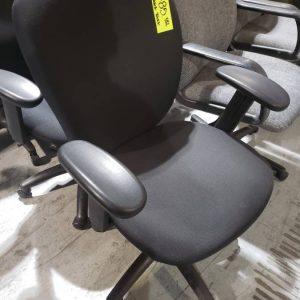Black Task Chair (used)