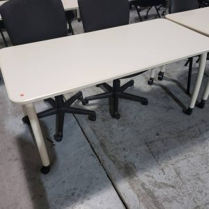 Mobile Training Office Table (used)