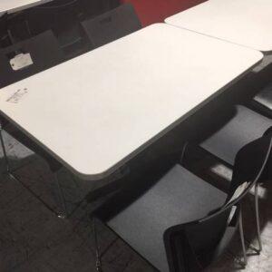 Breakroom Table Set (used)