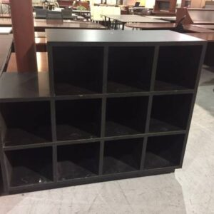 Black Cubbies (used)