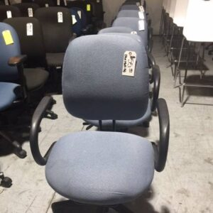 Blue Multi Adjustment Chairs (used)