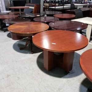 Conference Tables, Round (used)