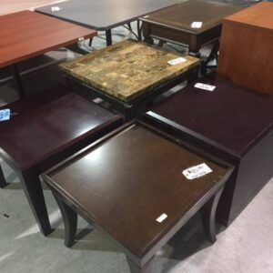 End Tables (used)