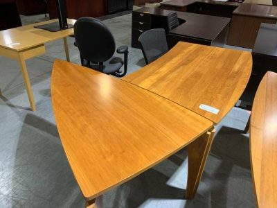 Abstract Table Desk (used)